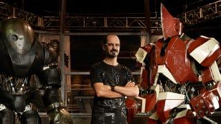 Illustration for article titled Robot, meet your maker: animatronics expert Mark Setrakian on building robo-gladiators for Syfy