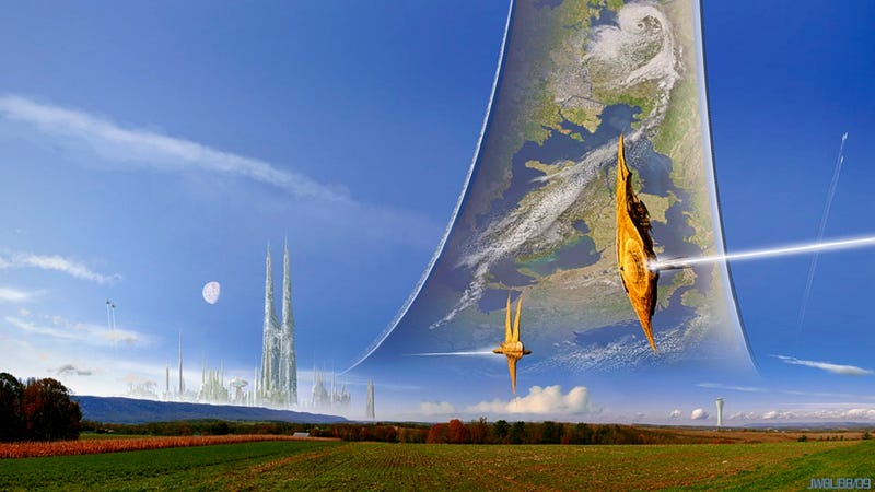 the io9 survival guide to science fiction and fantasy in