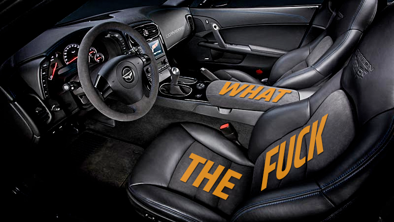 Suede Is A Garbage Material For Car Interiors