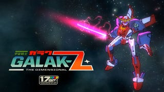 Illustration for article titled Galak-Z...it could stand some improvement.