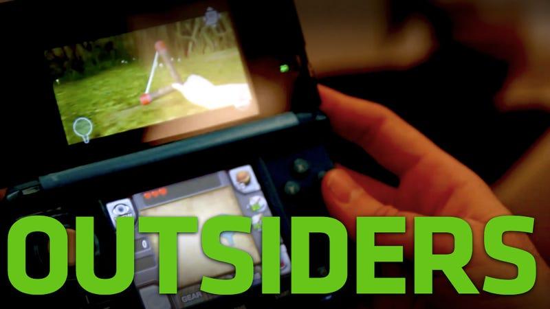 Illustration for article titled Final Fantasy Developer Working On 3DS Zelda Game