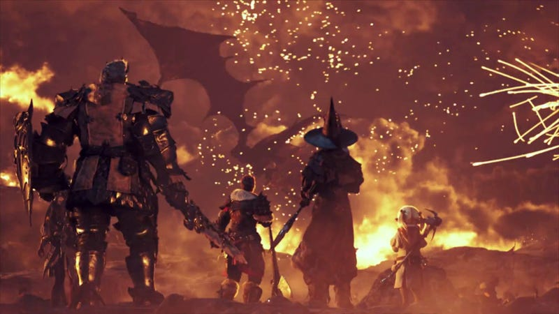 Illustration for article titled New Final Fantasy XIV Director Talks About What Went Wrong With The Original