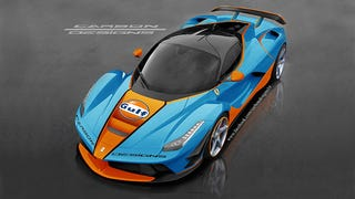 Seriously, everything looks good in Gulf livery