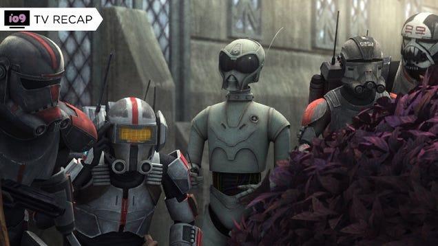 Star Wars: The Bad Batch Put Politics Back on the Menu... Barely