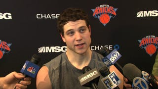 Illustration for article titled Jimmer Wants To Be A Knick