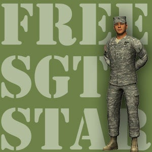 Illustration for article titled Free Sgt. Star: Army Ignores FOIA Request for Artificial Intelligence Records