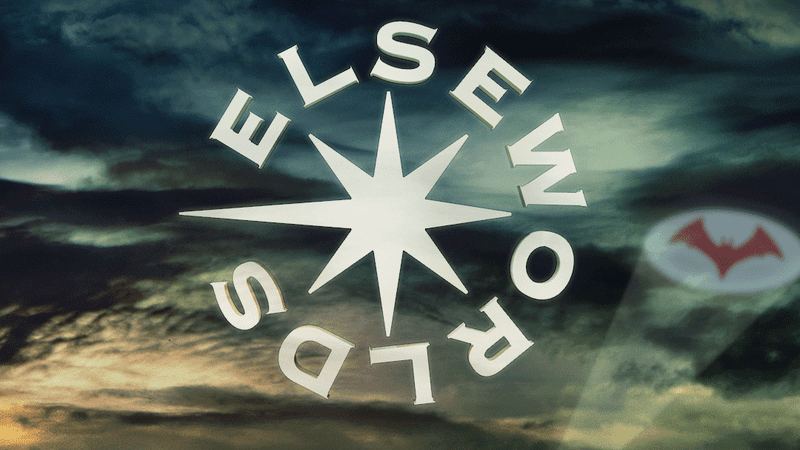"Illustration for article titled DC is bringing back the ""Elseworlds"" name for The CW's annual crossover event"