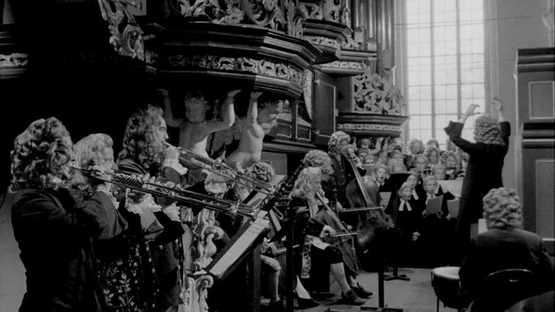 Illustration for article titled Chronicle Of Anna Magdalena Bach, the strangest music biopic ever made, returns in a 50th-anniversary restoration