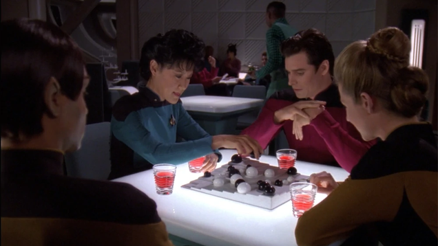 TNG s  Lower Decks  Episode Is a Perfect Peek Behind Star Trek s Curtains