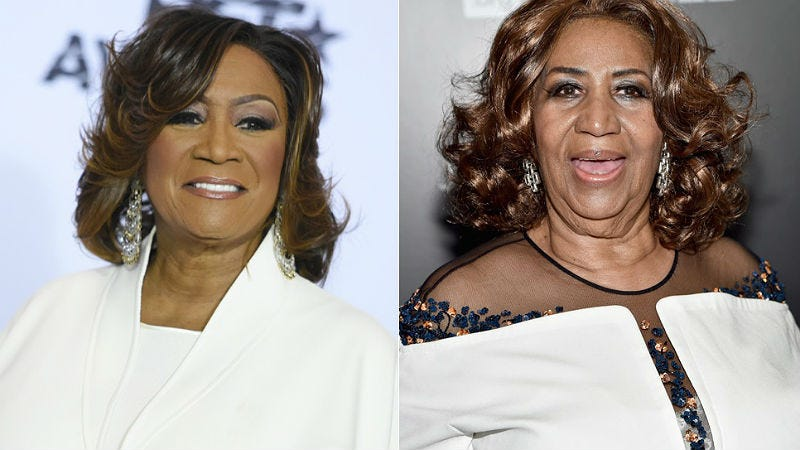 Illustration for article titled Aretha Franklin's Planning a Food Line, Says Rival Patti LaBelle Better 'Move'