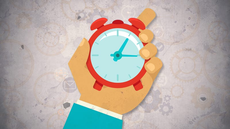 Illustration for article titled Stop Playing the Victim with Your Time Management and Take Control
