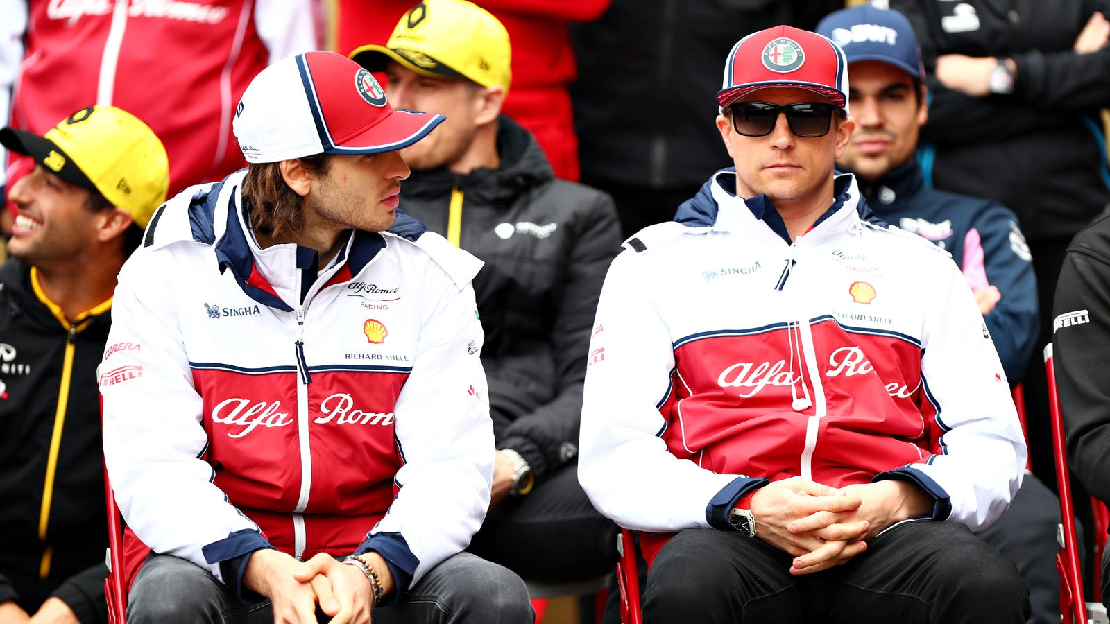 It's Kimi Raikkonen's Party and He'll Cancel It if He Wants To
