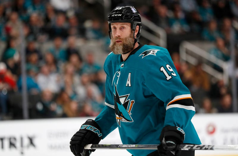 Illustration for article titled Is This The End For Joe Thornton And The Sharks As We Know Them?