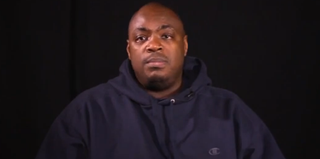Mister Cee (screenshot from Hot 97 YouTube video)