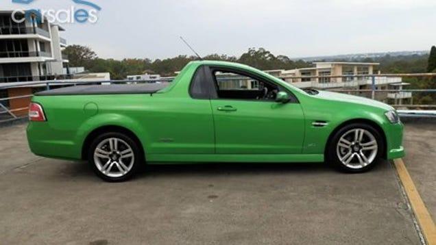 Australia car holden v8 ute for Holden motor cars australia