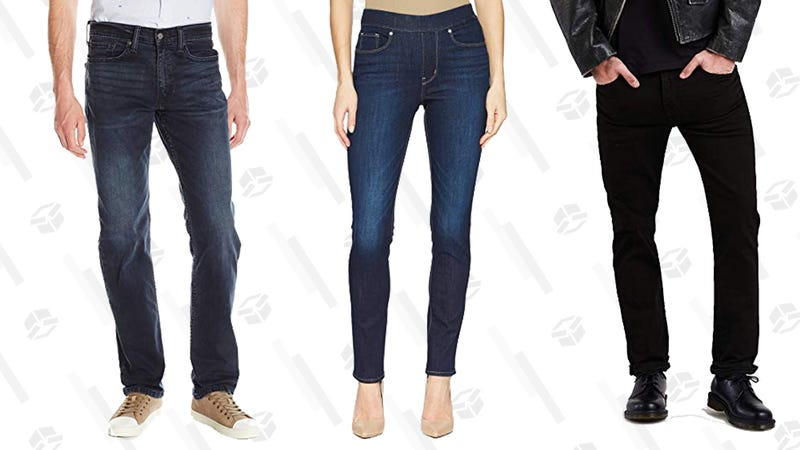 Save Up to 30% on Select Denim from Levi's, Haggar, and More | Amazon