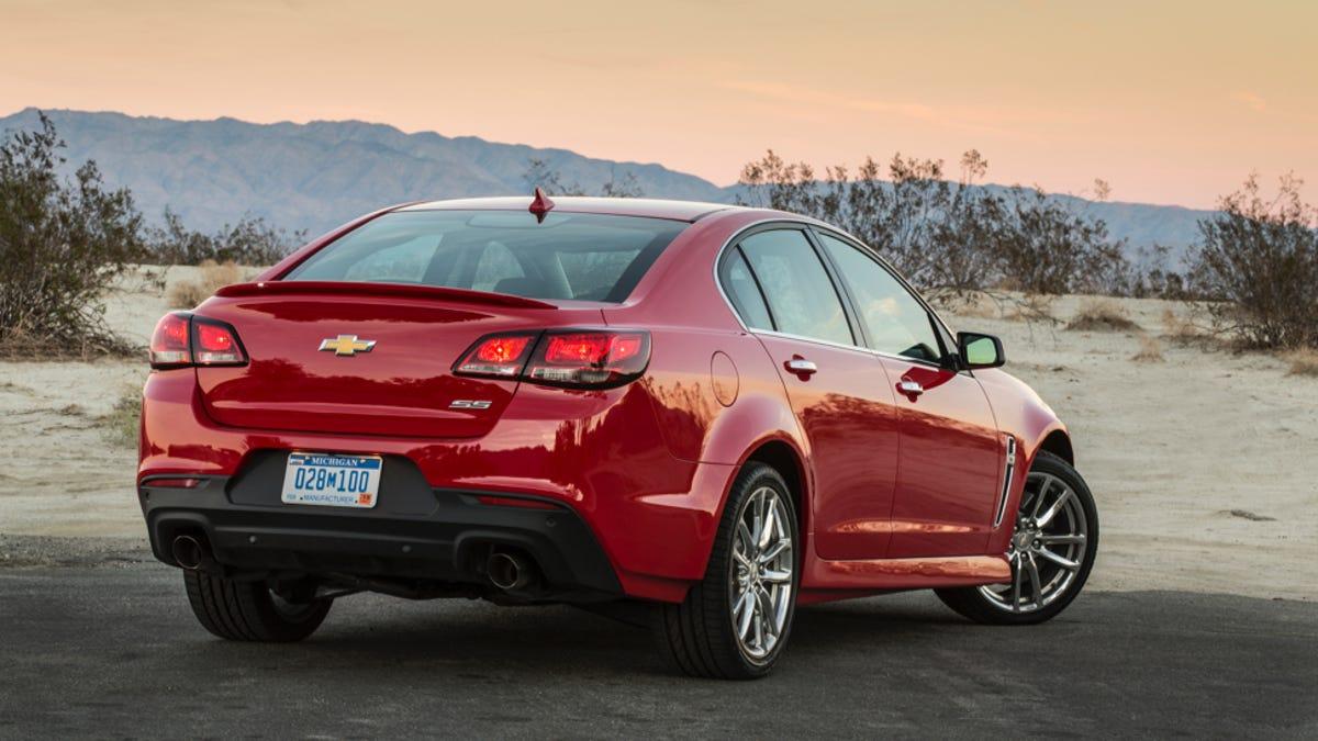 2014 Chevrolet SS: The Jalopnik Review