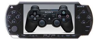 Illustration for article titled PSP Getting Dual Shock 3 Support Through 'PSP Plus'