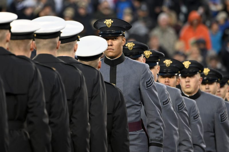 Illustration for article titled Investigation Finds Hand Signals Flashed at Army-Navy Game Weren't Racist Because Of Course