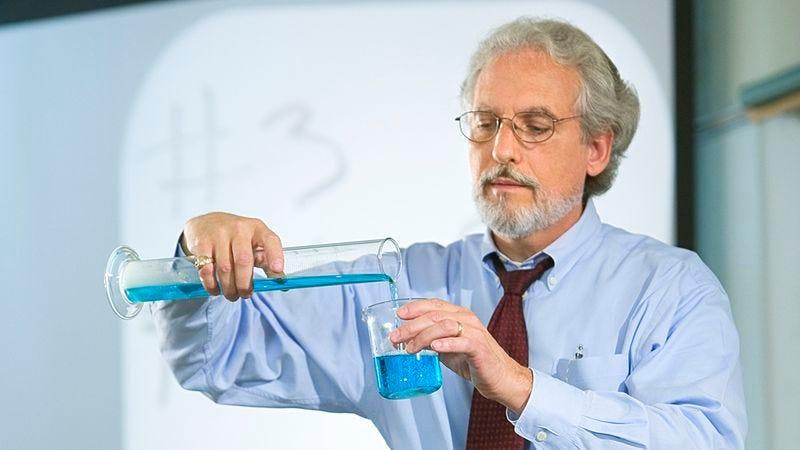A science teacher.