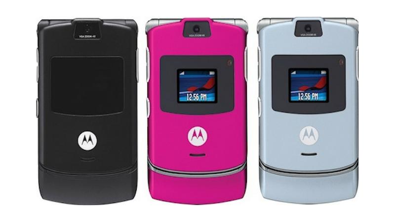 Photo: Motorola