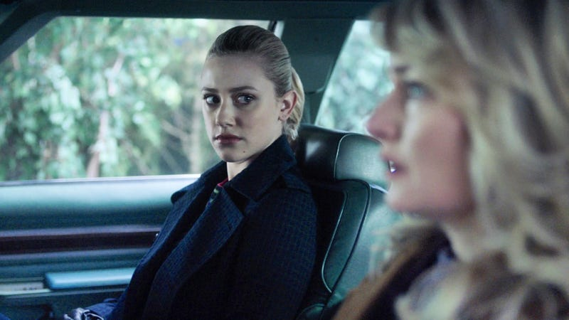 Did Betty go too far? Our Riverdale podcast digs into this week's tense episode