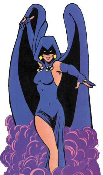 Illustration for article titled The Teen Titans' Raven is getting her own TV series