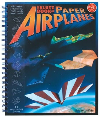 Illustration for article titled The World Record Paper Airplane Book Free Download