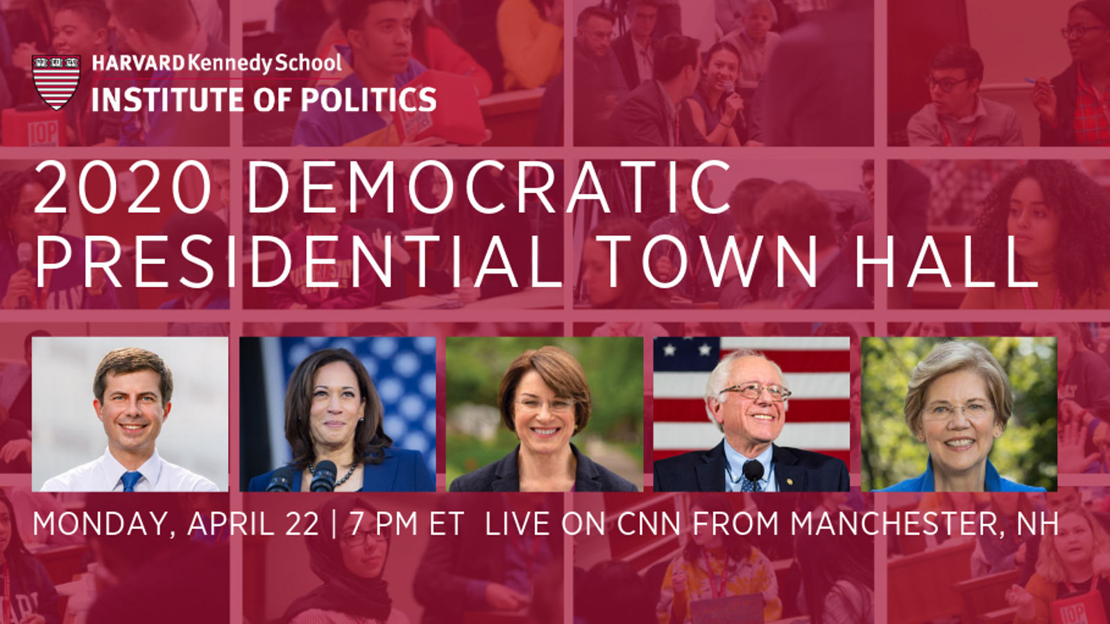 How to Rewatch CNN's Democratic Presidential Town Hall