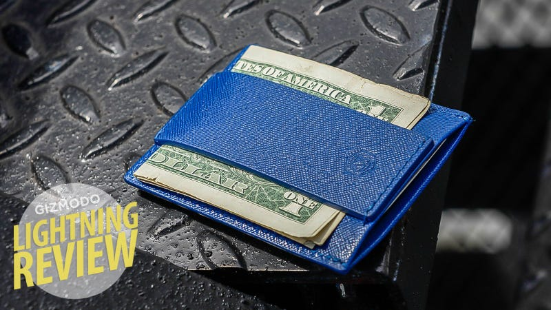 Illustration for article titled Capsule Minimalist Wallet Review: The Anti-Costanza
