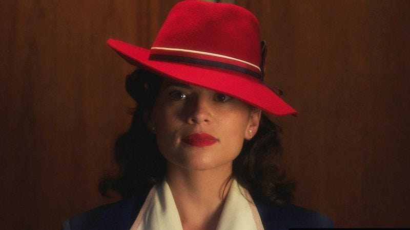 Illustration for article titled ABC officially cancels Agent Carter