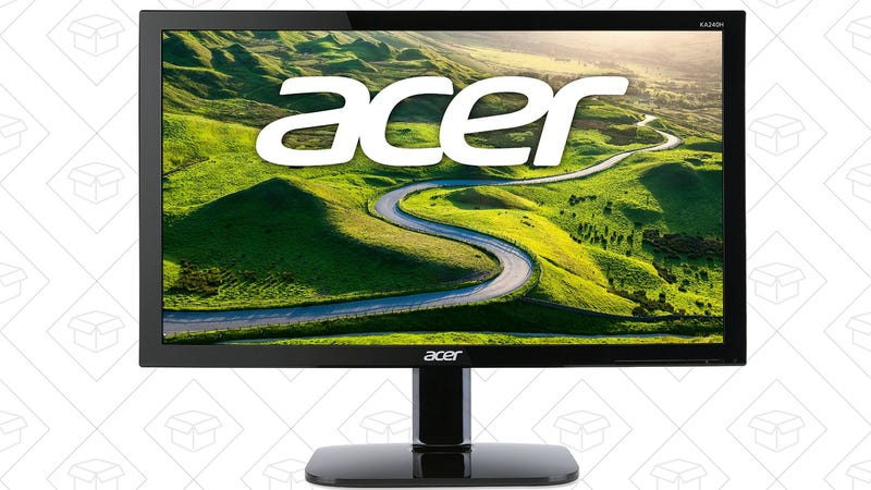 """Acer 24"""" 1080p Display, $75"""