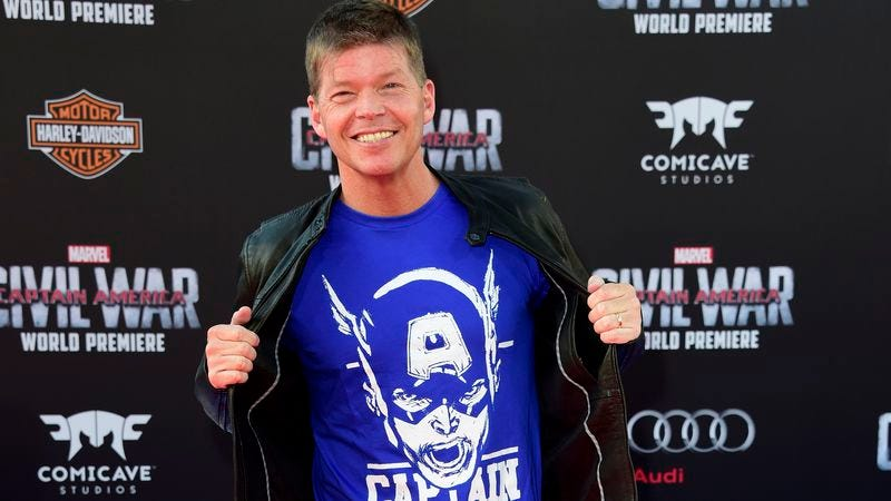 Rob Liefeld (Photo: Getty Images, Frazer Harrison)