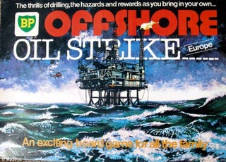 Illustration for article titled BP's Official Oil Spill Board Game