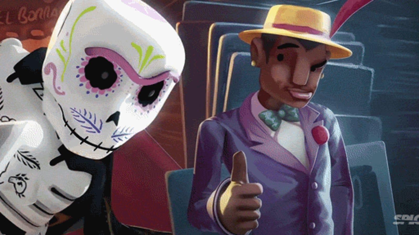 El Día de los Muertos and other fun animations about Mexico holidays
