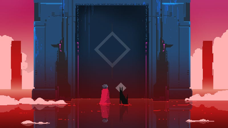 The Contentious Debate Over Whether To Make Hyper Light Drifter Easier
