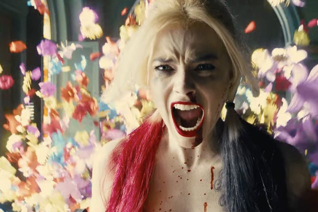 Margot Robbie Puts Her Body Through Hell and Likes It