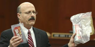 Prosecutor Bernie de la Rionda (pool/Getty Images)