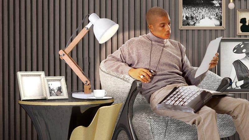 Mutuw Wooden Desk Lamp | $26 | Amazon | Promo code 2086MR23