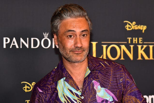 Taika Waititi is directing Thor 4 because the gods of Asgard are good and merciful