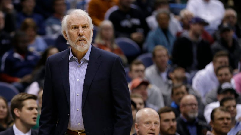 Illustration for article titled Gregg Popovich Still Isn't Happy With His Team's Effort