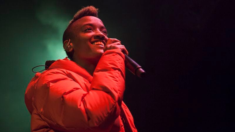 Syd Tha Kyd in London (Photo: Getty Images)