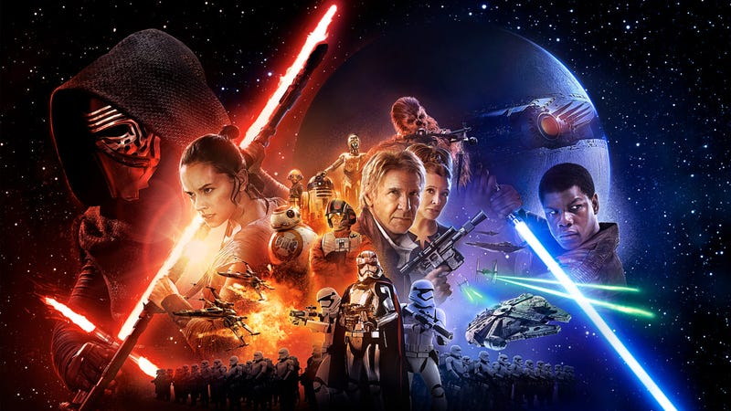 Illustration for article titled All the Awesome People You Might Not Realize Were Part ofThe Force Awakens