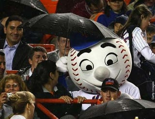 Illustration for article titled Bring Me The Head Of Mr. Met