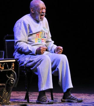 Bill Cosby performs at the King Center for the Performing Arts Nov. 21, 2014, in Melbourne, Fla.Gerardo Mora/Getty Images
