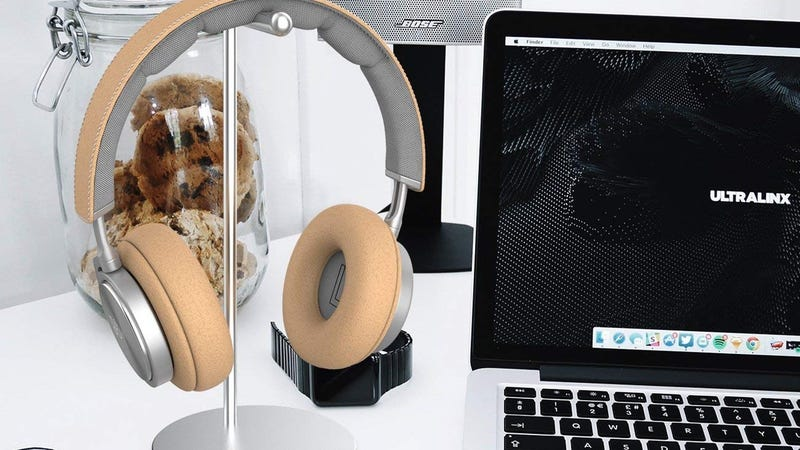 Soporte Lamicall para auriculares | $7 | AmazonFoto: Amazon
