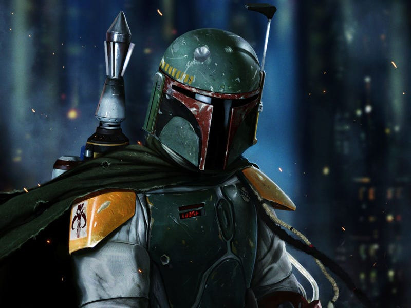 Illustration for article titled The Second Stand-Alone Star Wars Movie May Be A Boba Fett Origin Film
