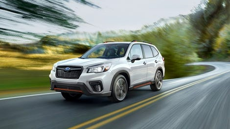 The 2019 Subaru Forester Looks Tougher and Rides Better, but