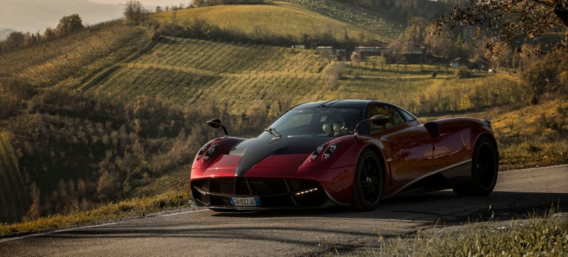 Illustration for article titled Even The Crazy Pagani Huayra Gets Recalled Sometimes