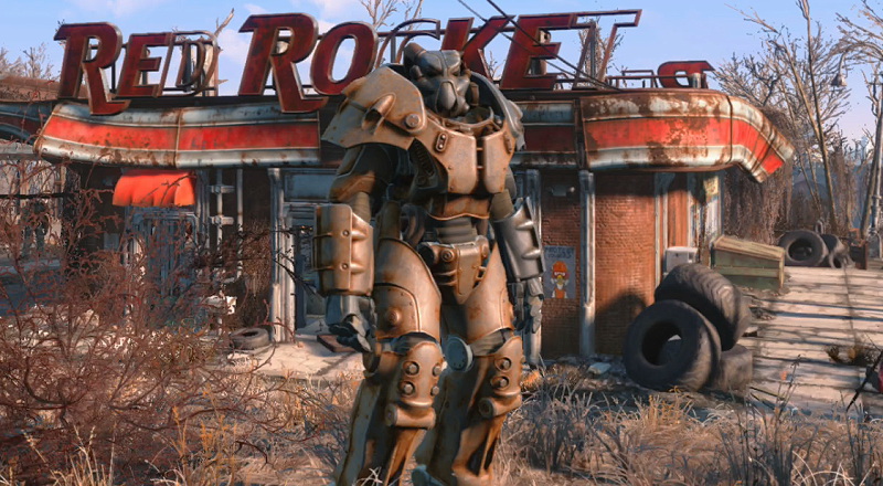 Illustration for article titled Where To Find Fallout 4's Best Power Armor